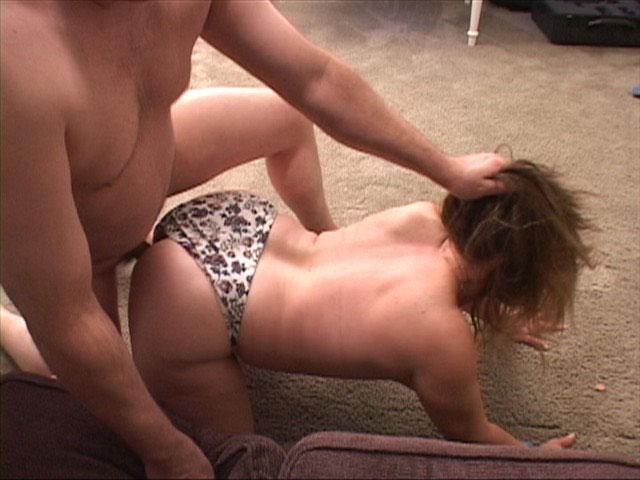Mature fat anal